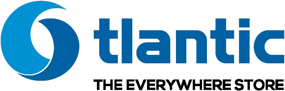 Logotipo da tlantic